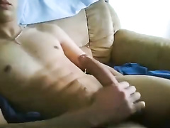 Watched twink fuck porn and got excited