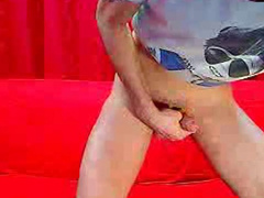 Beauty teen gay gets hot from online gay porn